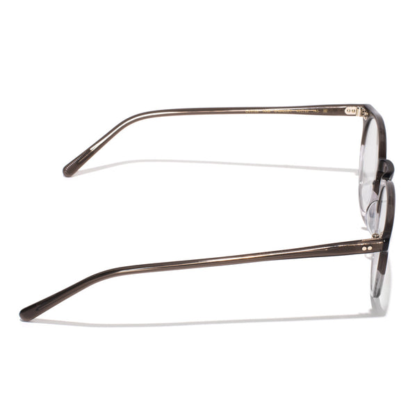 Oliver Peoples - O'Malley Glasses - Grey Fade - MAN of the WORLD Online Destination for Men's Lifestyle - 3