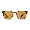 Oliver Peoples - Pressman Custom Sunglass - Matte Black - MAN of the WORLD Online Destination for Men's Lifestyle - 1