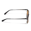 Oliver Peoples - Pressman Custom Sunglass - Matte Black - MAN of the WORLD Online Destination for Men's Lifestyle - 3