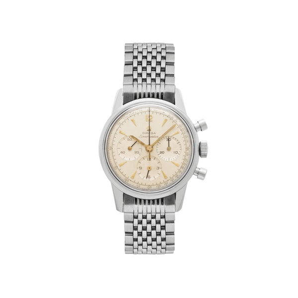 OMEGA - Seamaster Chronograph - MAN of the WORLD Online Destination for Men's Lifestyle - 1