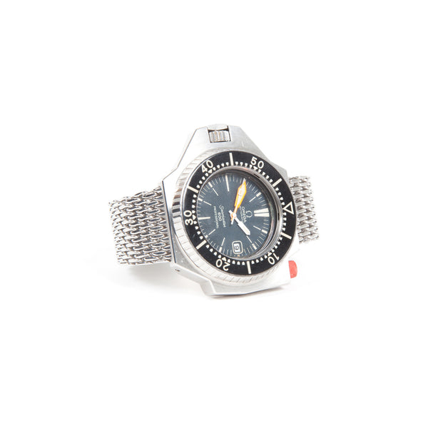 "OMEGA - Seamaster ""PloProf"" 600m - MAN of the WORLD Online Destination for Men's Lifestyle - 2"