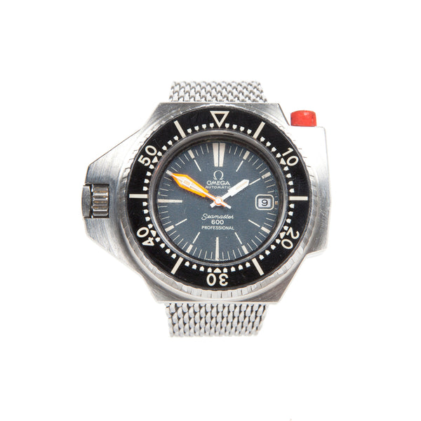 "OMEGA - Seamaster ""PloProf"" 600m - MAN of the WORLD Online Destination for Men's Lifestyle - 1"