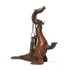 Continental - Bronze Seal Oil Lamps - MAN of the WORLD Online Destination for Men's Lifestyle - 3