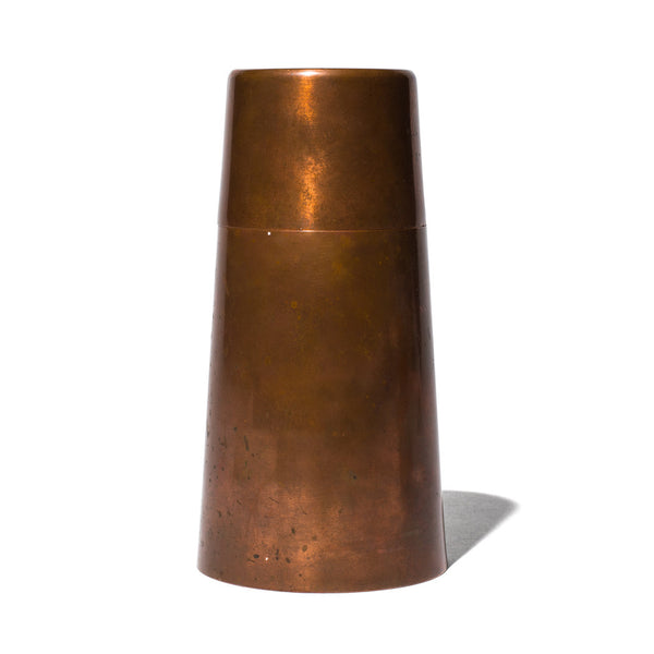 VINTAGE - Copper Cocktail Shaker - MAN of the WORLD Online Destination for Men's Lifestyle - 3