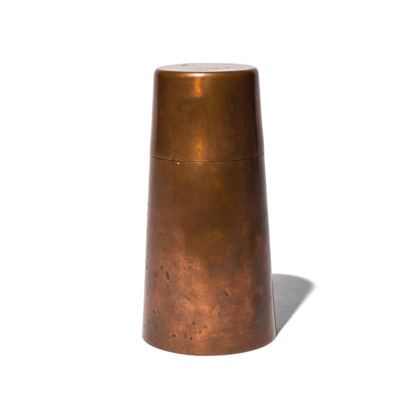 VINTAGE - Copper Cocktail Shaker - MAN of the WORLD Online Destination for Men's Lifestyle - 1