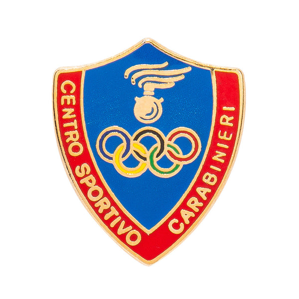 Italian Carabinieri Sports Section Pin