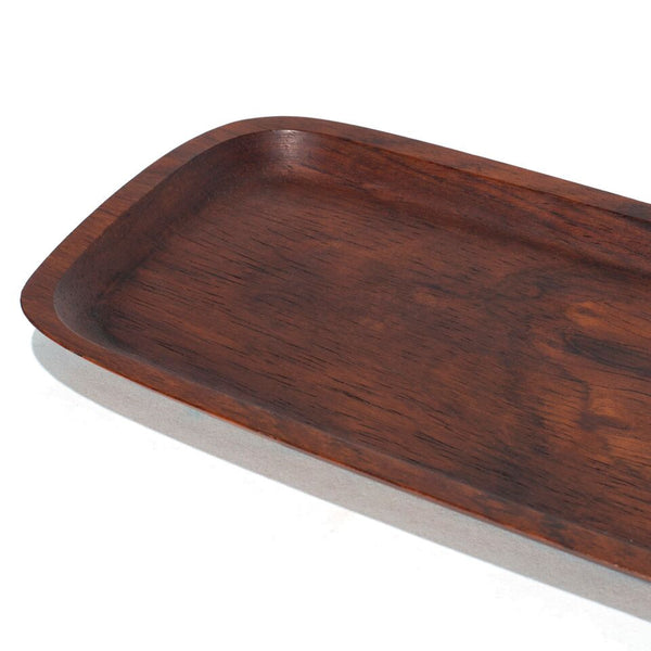 VINTAGE - Rectangular Rosewood Tray - MAN of the WORLD Online Destination for Men's Lifestyle - 4