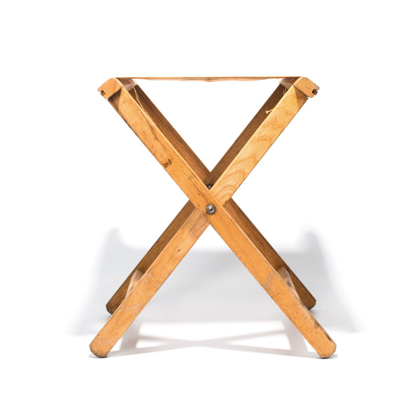 Vintage - Striped Canvas Stool - MAN of the WORLD Online Destination for Men's Lifestyle - 3