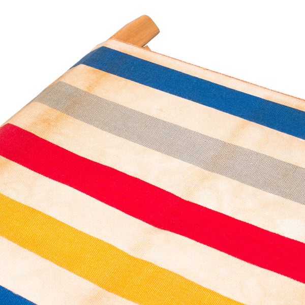 Vintage - Striped Canvas Stool - MAN of the WORLD Online Destination for Men's Lifestyle - 5