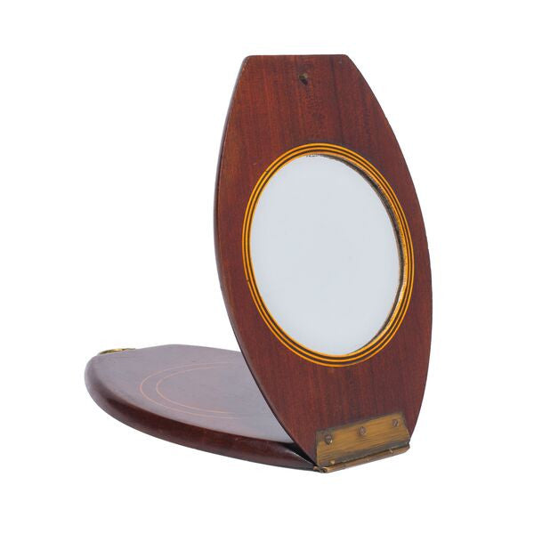 VINTAGE - Travel Mirror - MAN of the WORLD Online Destination for Men's Lifestyle - 3