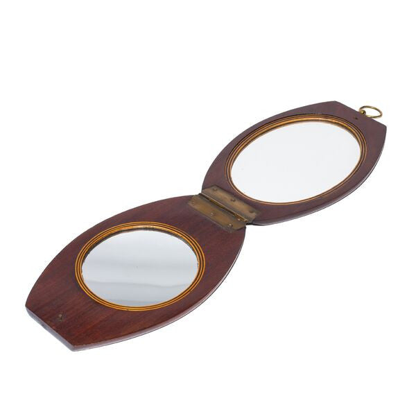 VINTAGE - Travel Mirror - MAN of the WORLD Online Destination for Men's Lifestyle - 6