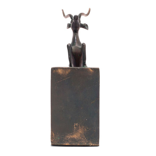 VINTAGE - Gazelle Bookends - MAN of the WORLD Online Destination for Men's Lifestyle - 2