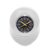 Jaeger - French Silver Plate Desk Clock - MAN of the WORLD Online Destination for Men's Lifestyle - 3