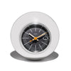 Jaeger - French Silver Plate Desk Clock - MAN of the WORLD Online Destination for Men's Lifestyle - 1