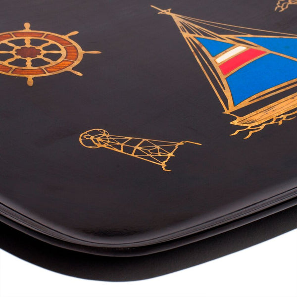 Couroc - Medium Sailboat Tray - MAN of the WORLD Online Destination for Men's Lifestyle - 2