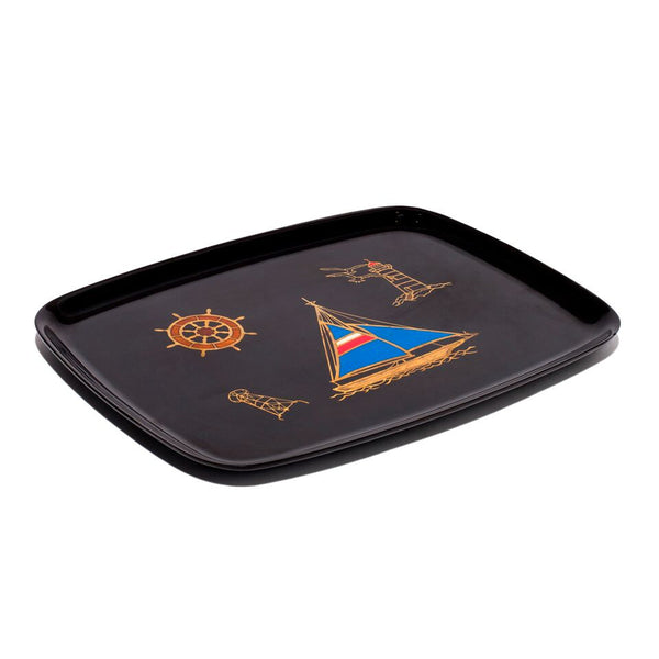 Couroc - Medium Sailboat Tray - MAN of the WORLD Online Destination for Men's Lifestyle - 3