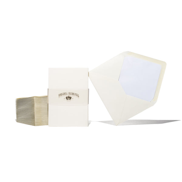 Original Crown Mill - Pure Cotton Card Set - MAN of the WORLD Online Destination for Men's Lifestyle - 1