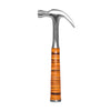 MAN OF THE WORLD - German Leather Handle Claw Hammer - MAN of the WORLD Online Destination for Men's Lifestyle - 1
