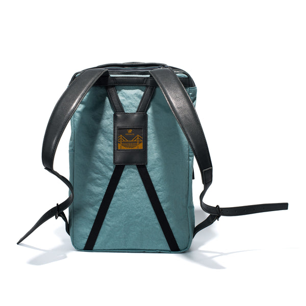 POSTALCO - Three Pack Backpack - Slate Blue - MAN of the WORLD Online Destination for Men's Lifestyle - 3