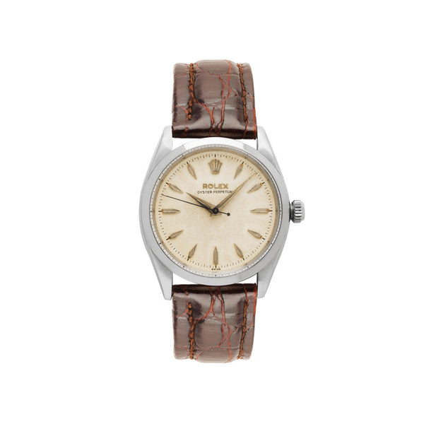 ROLEX - Oyster Perpetual - MAN of the WORLD Online Destination for Men's Lifestyle - 1