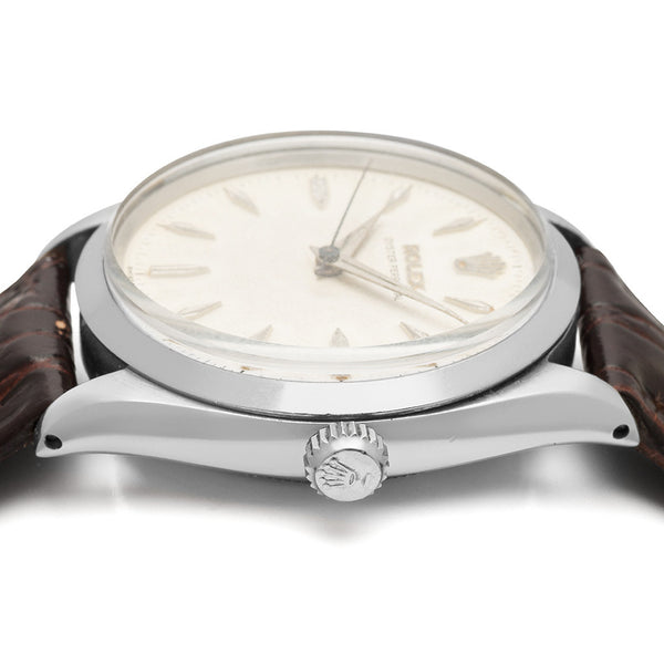 ROLEX - Oyster Perpetual - MAN of the WORLD Online Destination for Men's Lifestyle - 2
