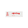 Rotring - Rapid B20 Eraser - MAN of the WORLD Online Destination for Men's Lifestyle - 1