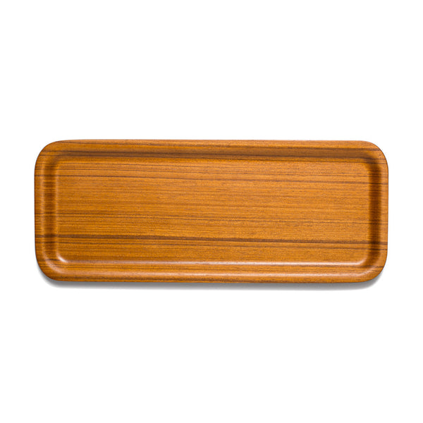 MAN OF THE WORLD - Ayous Pressed Wood Tray - MAN of the WORLD Online Destination for Men's Lifestyle - 1