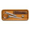 MAN OF THE WORLD - Ayous Pressed Wood Tray - MAN of the WORLD Online Destination for Men's Lifestyle - 2