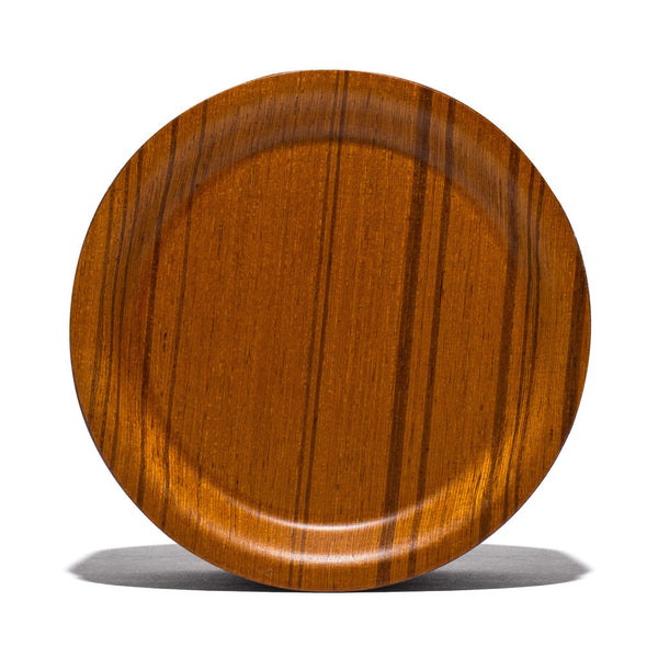 "Saito-Wood - Ayous 4"" Coaster Set - MAN of the WORLD Online Destination for Men's Lifestyle - 1"
