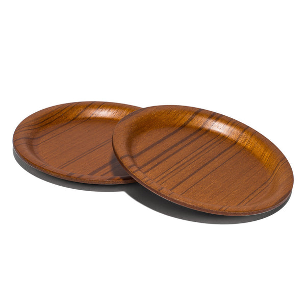 "Saito-Wood - Ayous 4"" Coaster Set - MAN of the WORLD Online Destination for Men's Lifestyle - 4"