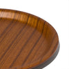 "Saito-Wood - Ayous 6"" Tray - MAN of the WORLD Online Destination for Men's Lifestyle - 5"