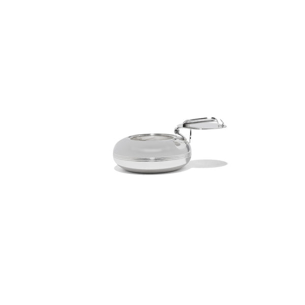 MAN OF THE WORLD - Silver Plated Travel Ashtray - MAN of the WORLD Online Destination for Men's Lifestyle - 4