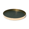 Skultuna - Round Brass Tray - Medium - MAN of the WORLD Online Destination for Men's Lifestyle - 1