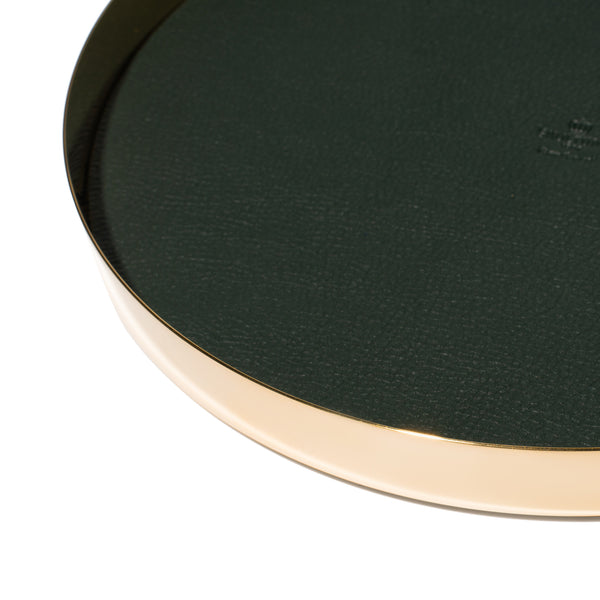 Skultuna - Round Brass Tray - Medium - MAN of the WORLD Online Destination for Men's Lifestyle - 4