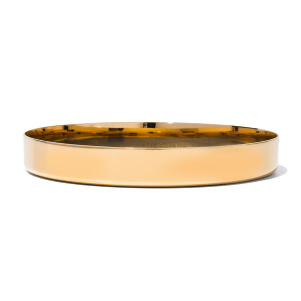 Skultuna - Round Brass Tray - Small - MAN of the WORLD Online Destination for Men's Lifestyle - 2