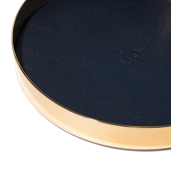 Skultuna - Round Brass Tray - Small - MAN of the WORLD Online Destination for Men's Lifestyle - 4