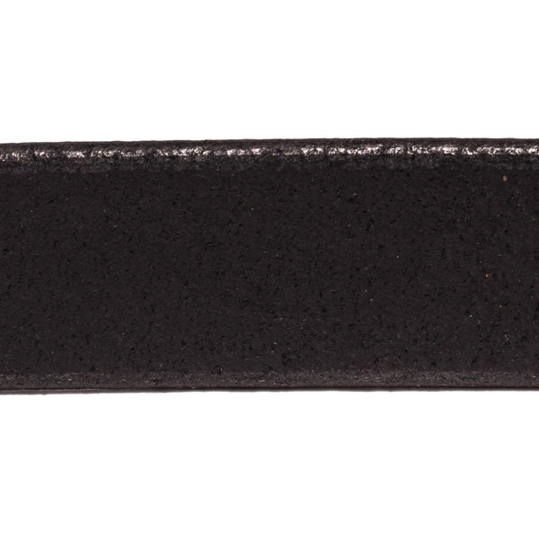 Small Conway Buckle Belt - Black