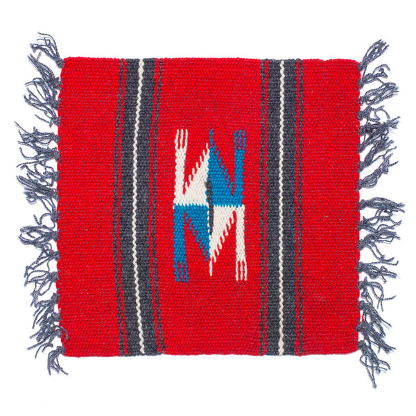 El Paso Saddleblanket Co. - Small Wool Mat - MAN of the WORLD Online Destination for Men's Lifestyle - 1