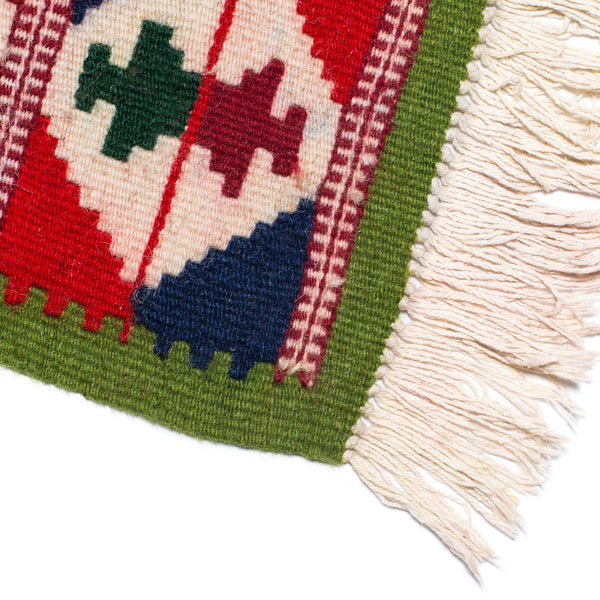 El Paso Saddleblanket Co. - Small Wool Table Runner - MAN of the WORLD Online Destination for Men's Lifestyle - 2