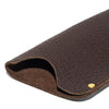 Soft Leather Eyewear Sleeve