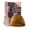 MAN OF THE WORLD - Solid Brass Bookend - MAN of the WORLD Online Destination for Men's Lifestyle - 5