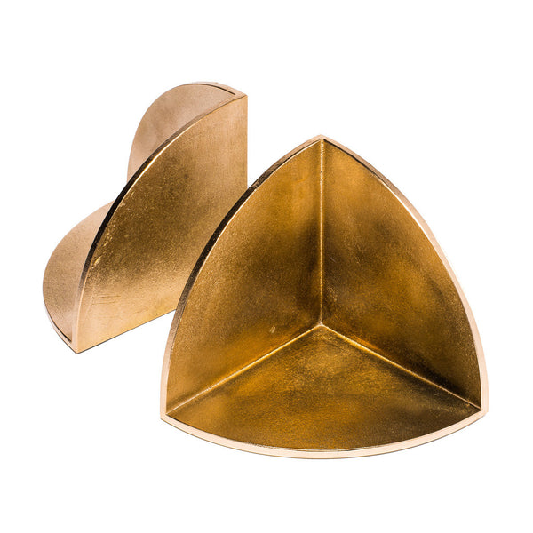 MAN OF THE WORLD - Solid Brass Bookend - MAN of the WORLD Online Destination for Men's Lifestyle - 6