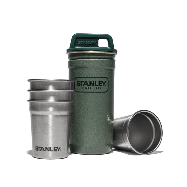 Stanley - Shot Glass Set - MAN of the WORLD Online Destination for Men's Lifestyle - 1