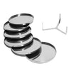 Stelton - Glass Coaster Set - MAN of the WORLD Online Destination for Men's Lifestyle - 3