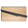 Stelton - Pure Black Bread Knife with Cutting Board - MAN of the WORLD Online Destination for Men's Lifestyle - 2