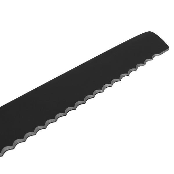 Stelton - Pure Black Bread Knife with Cutting Board - MAN of the WORLD Online Destination for Men's Lifestyle - 7