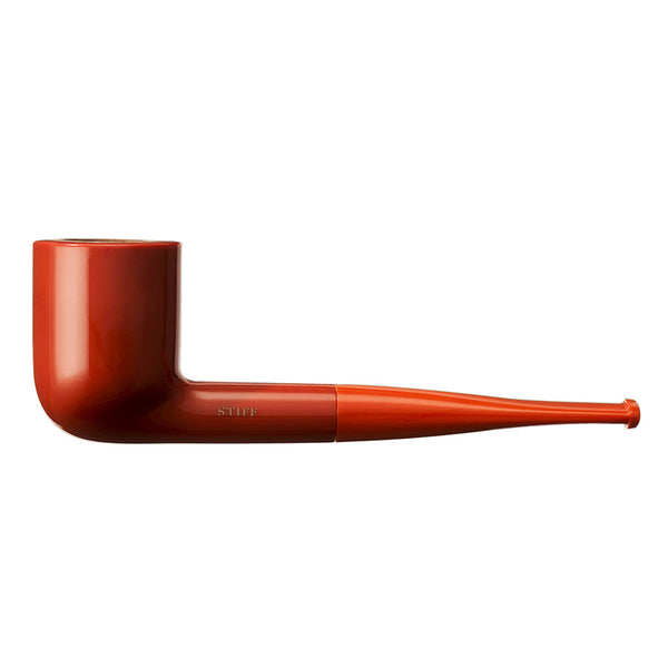 Stiff Pipe - Red/Murrey