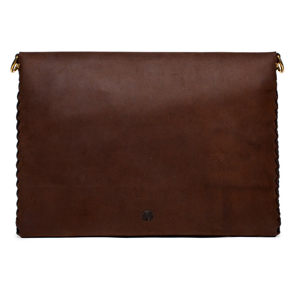 "Macbook Pro 13"" Leather Bag"