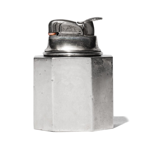 Sterling Silver Cigar Table Lighter