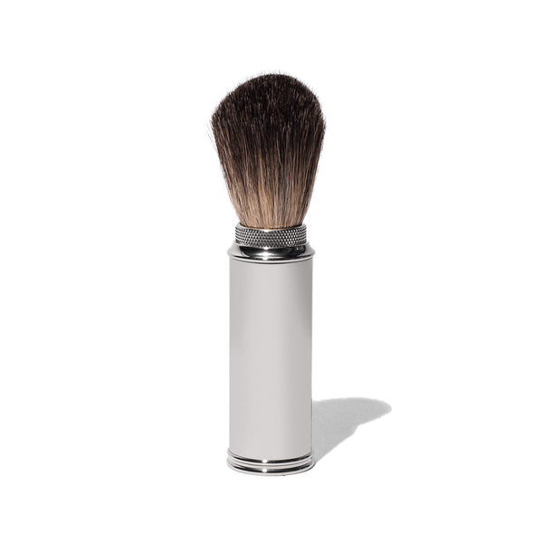 MAN OF THE WORLD - Travel Shave Brush - MAN of the WORLD Online Destination for Men's Lifestyle - 1